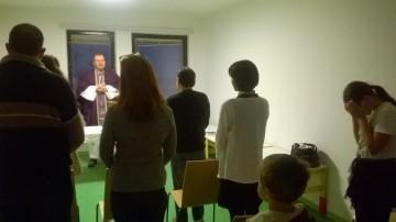 Sv. omša v Bratislave