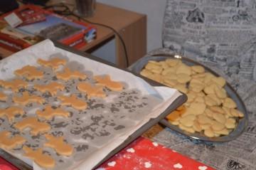 Vianočné pečenie pre ľudí v núdzi