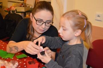 Vianočné tvorenie s rodičmi
